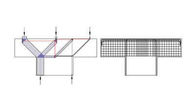 Generating Strut and Tie models using graphic statics